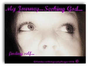 seeking God...finding Self...