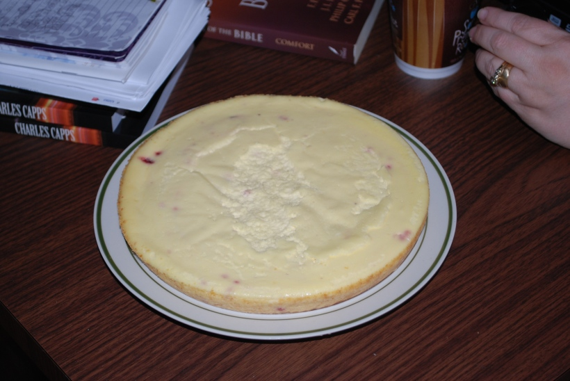 James' Homemade Cheese Cake