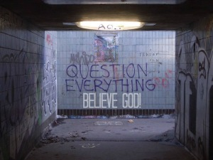 Believe God