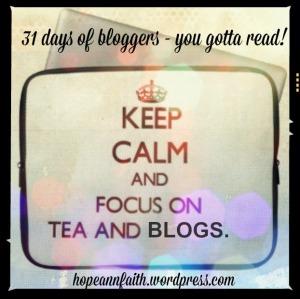 keep calm blog