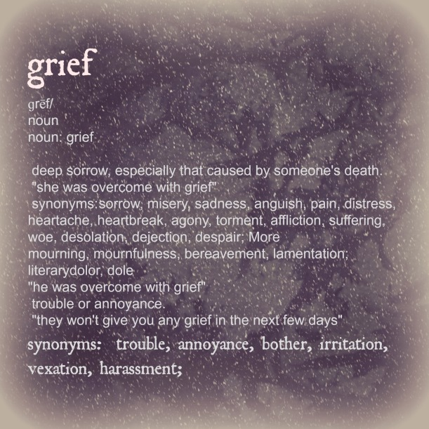 Grief Defined