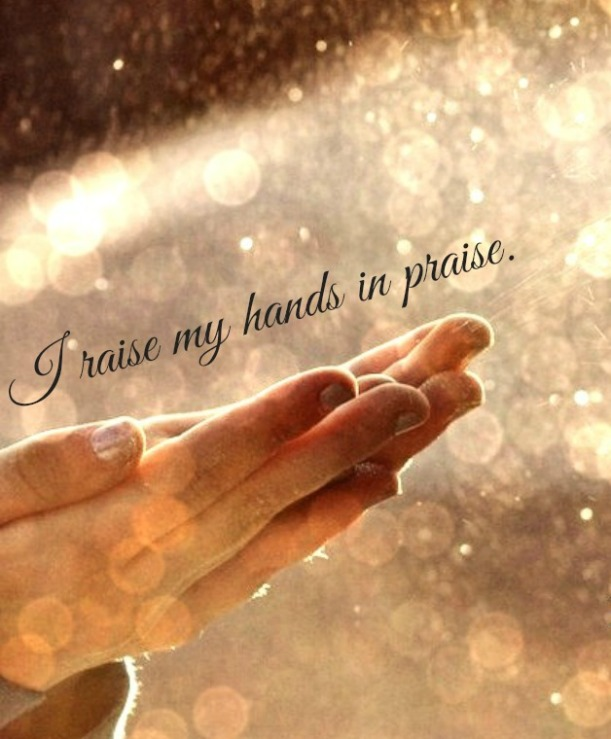 And now my head shall be lifted up above my enemies all around me; Therefore I will offer sacrifices of joy in His tabernacle; I will sing, yes, I will sing praises to the Lord.