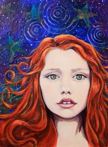 Beautiful Dreamer - Lauren Rudolf Art