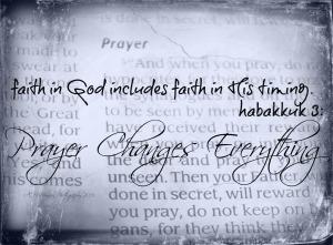 PrayerHabakkuk